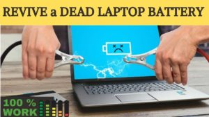 Reconditioning Laptop battery